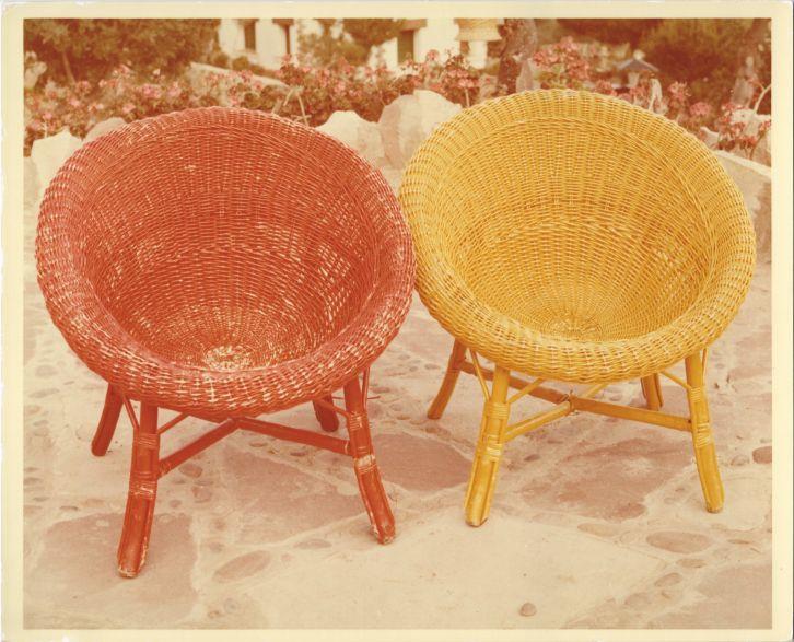 Dues cadires,1963
