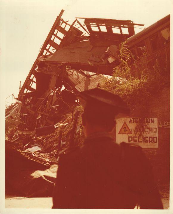 September 1962 floods disaster in el Vallés