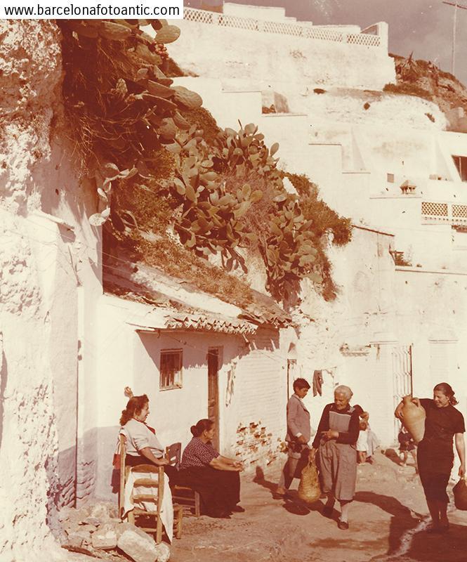 El Sacromonte de Granada
