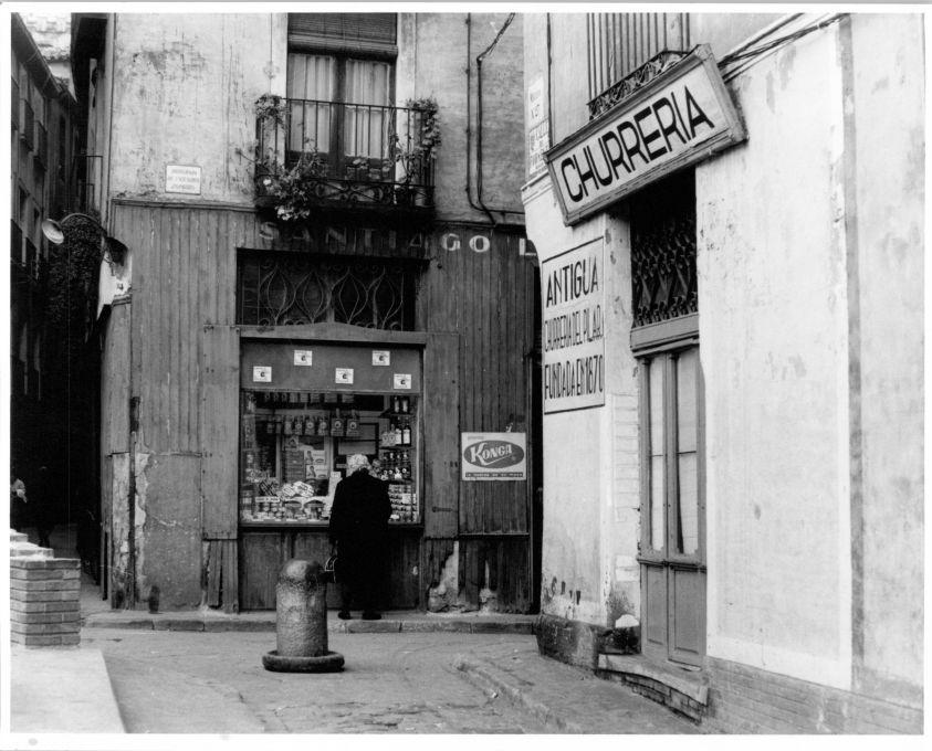C.Damián Forment-Churrería El Pilar