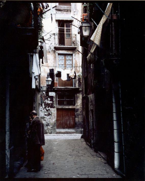 Pou de la Figuera street in Barcelona