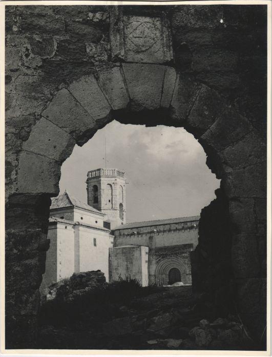 Sant Martí Sarroca, 1952