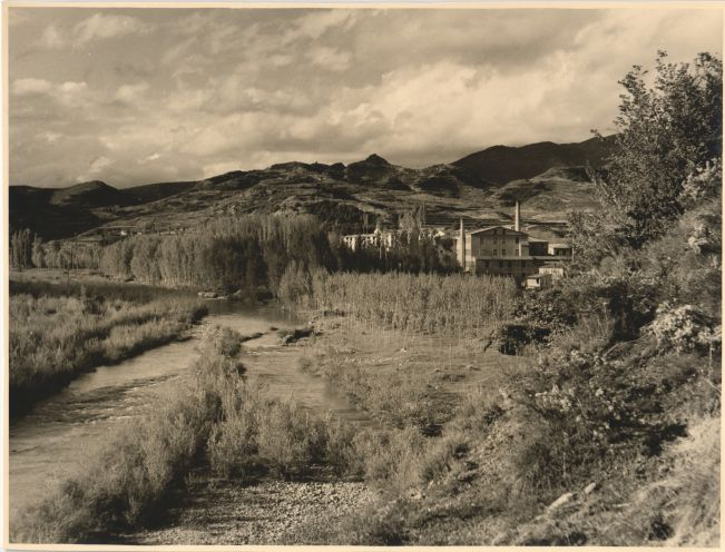Colònia  tèxtil Cal Rosal, 1950