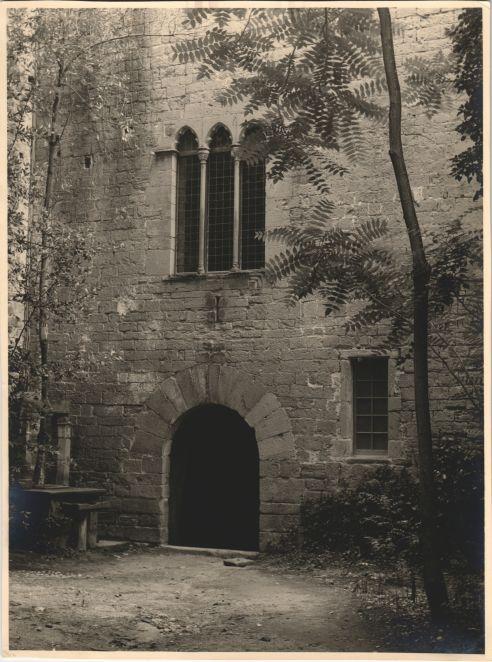 El Palacio del Abad en S. Benet de Bages