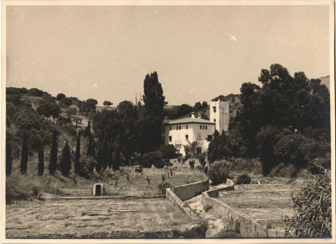 Sant Pol de Mar in 1952