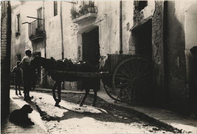 El Papiol Street, 1940