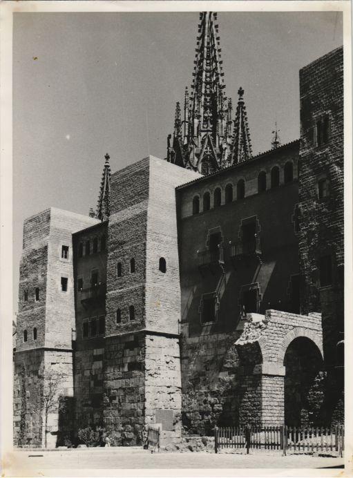 Els entorns de la Catedral de Barcelona