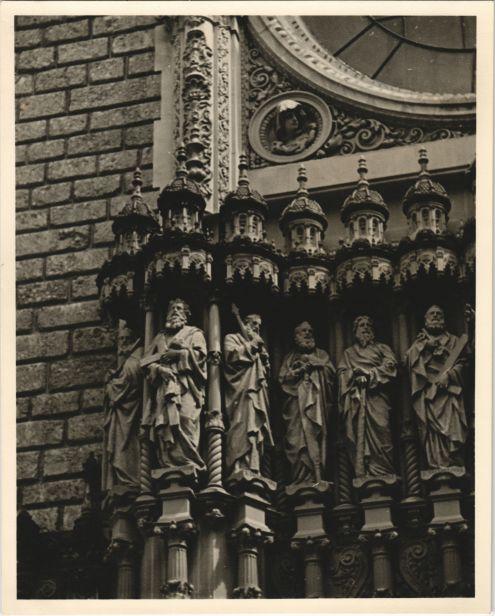 The Abbey of Montserrat
