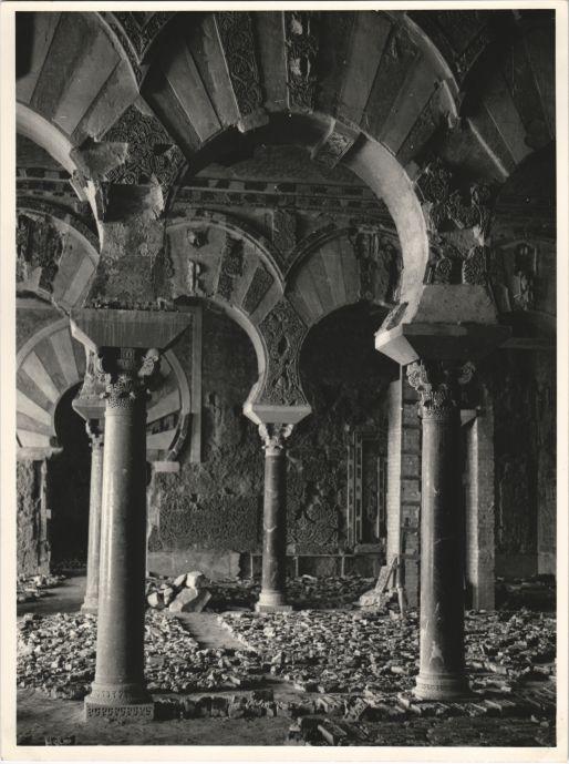 El Saló del tron a Medina Azahara
