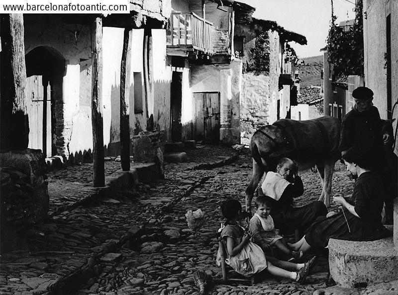 Imagen de Trujillo, Cáceres 1961