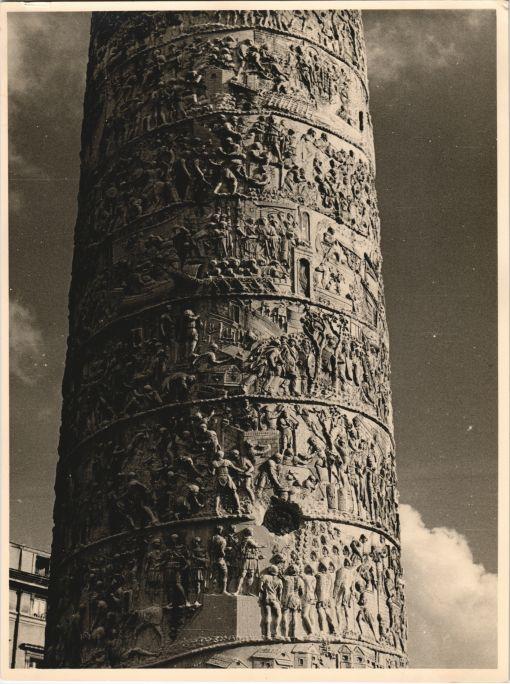 The Column of Trajan in Rome
