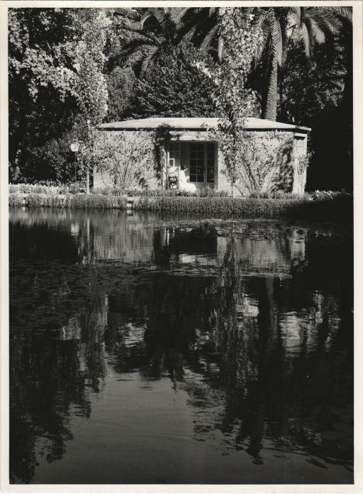L'estany del Turò Park. Barcelona, 1961
