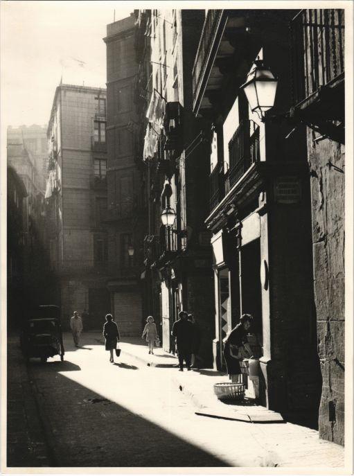 Carrer dels Banys vells a Barcelona