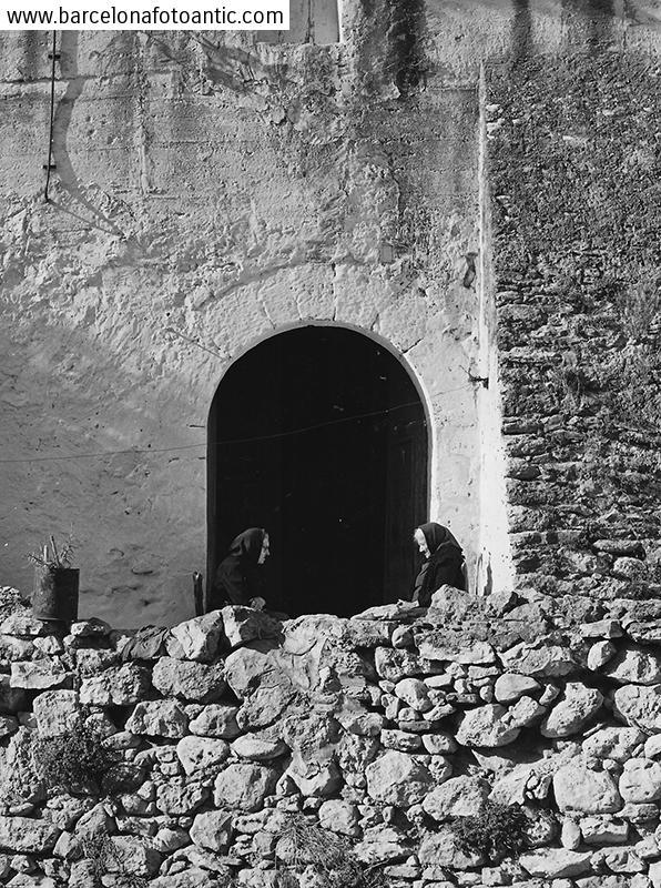 Dues velles a Vilafranca del Penedès