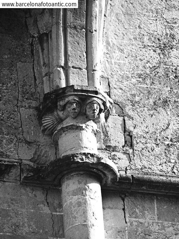 Capitel of the Ancient Saint  Anthony Hospital