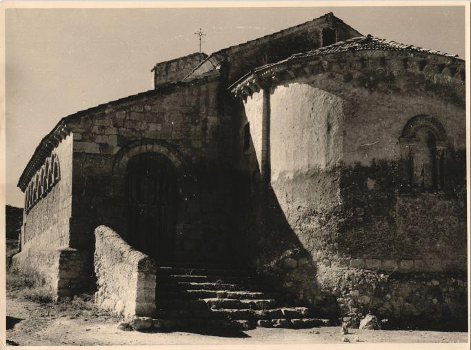 Esglèsia romànica de S.Martí, Rejas de S. Esteban