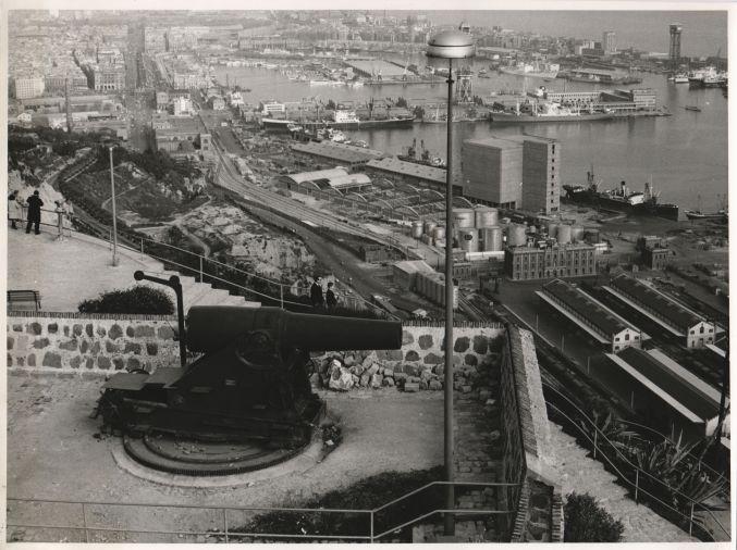 El port de Bacelona