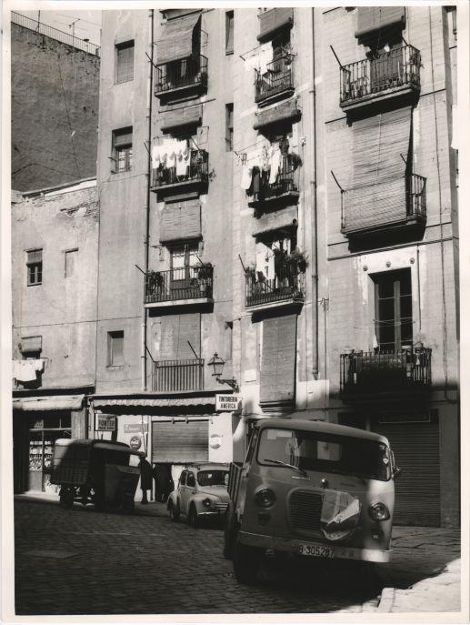 Un carrer de Barcelona