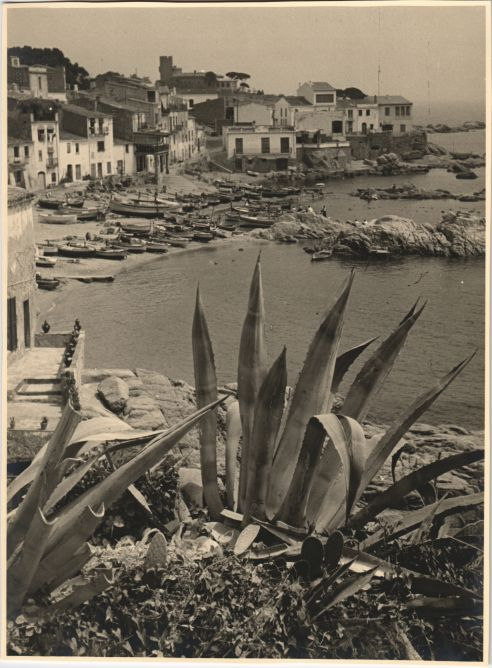 Palafrugell in 1952