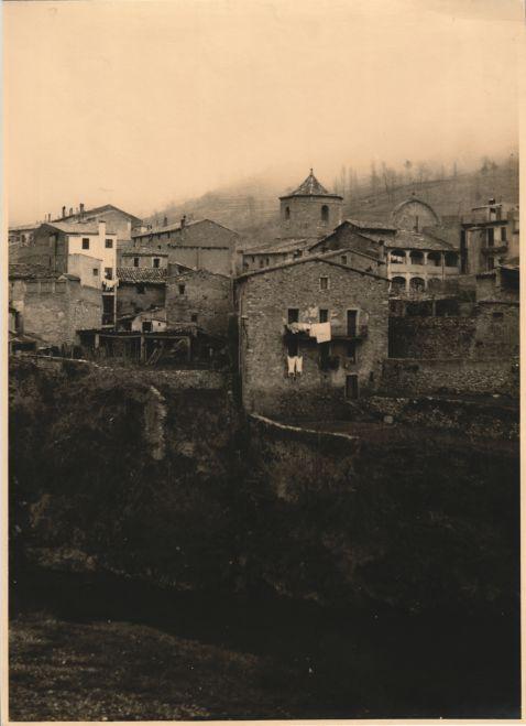 Castellfollit de la Roca,1950